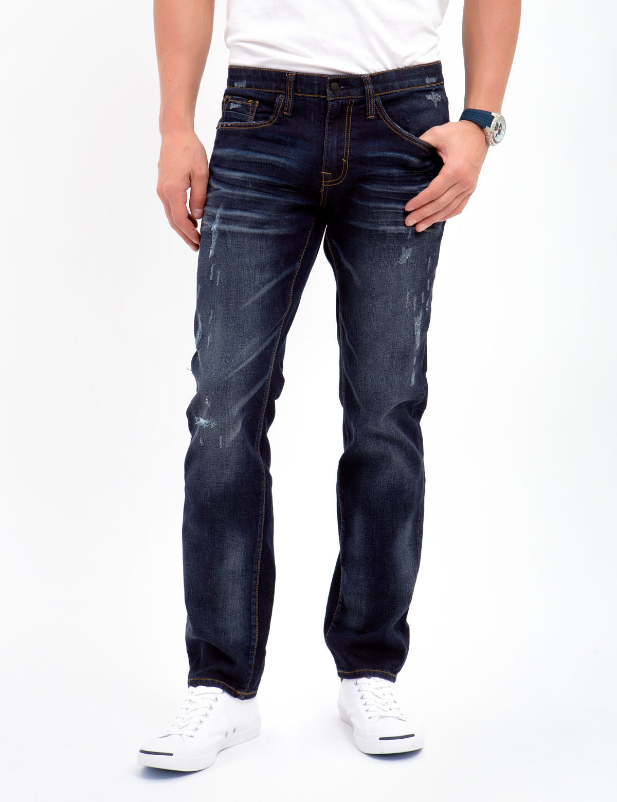SLIM FIT DENIM