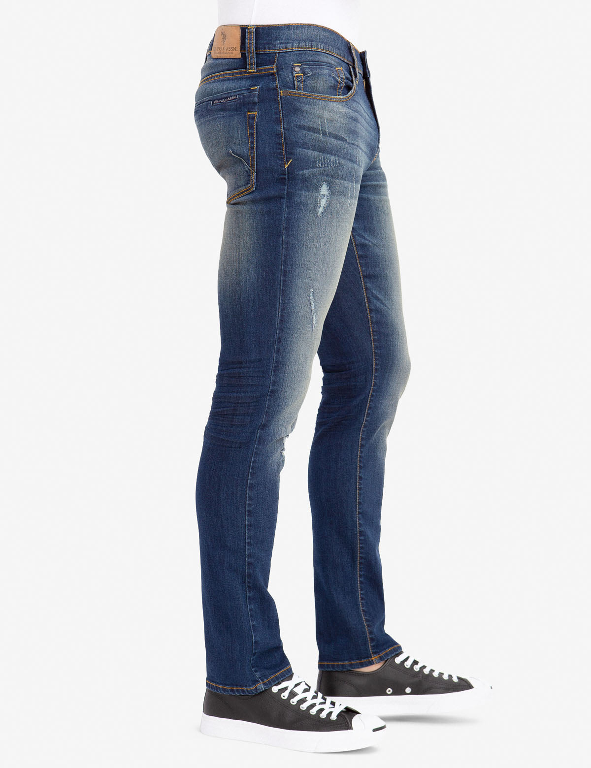 REPREVE® SKINNY FIT JEANS - U.S. Polo Assn.