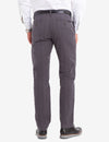SLIM STRAIGHT PLAID CHINOS - U.S. Polo Assn.