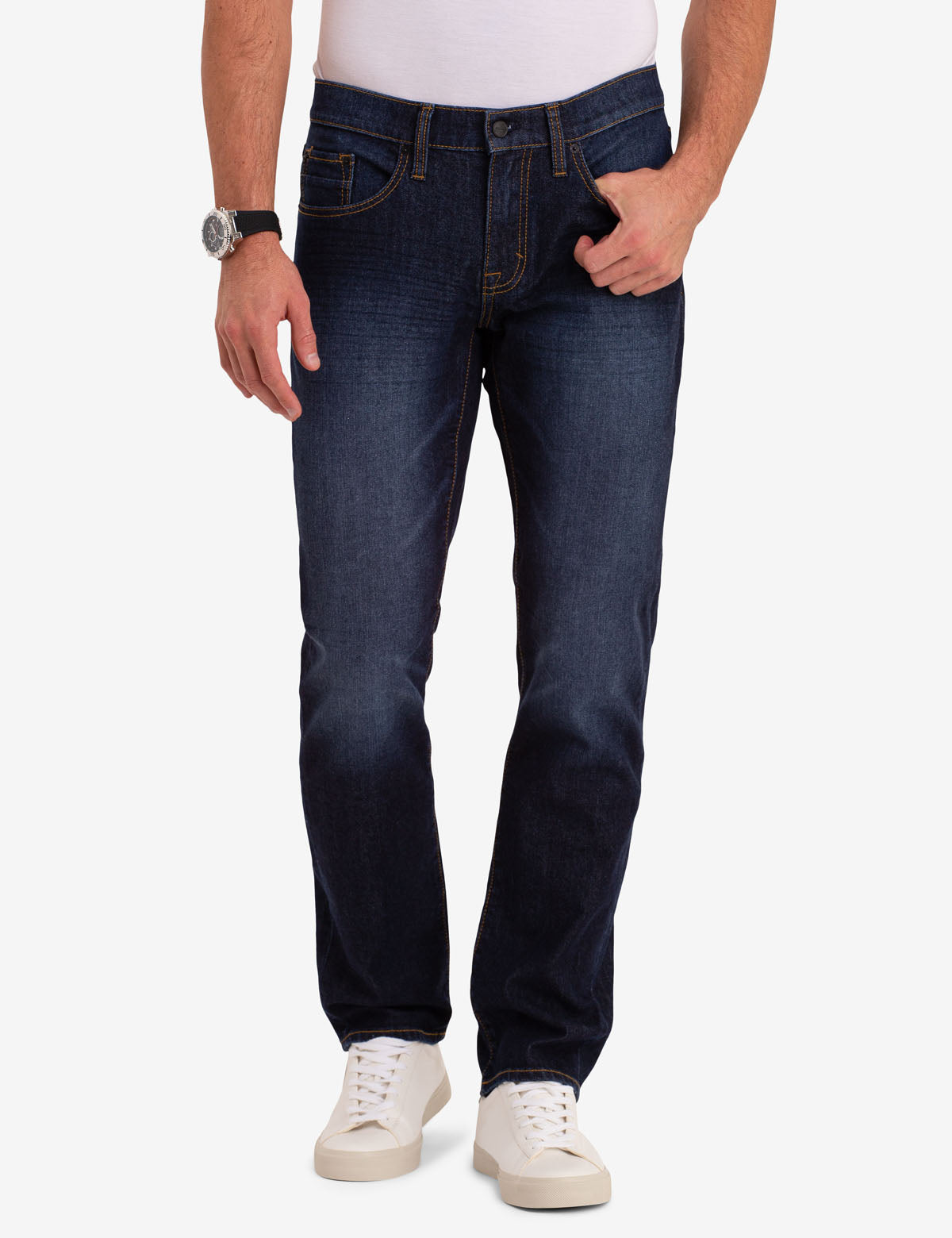 US Polo Association SLIM STRAIGHT JEANS