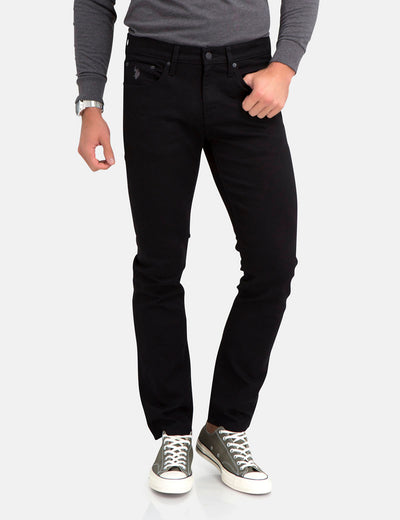 SLIM FIT STRETCH JEANS - U.S. Polo Assn.