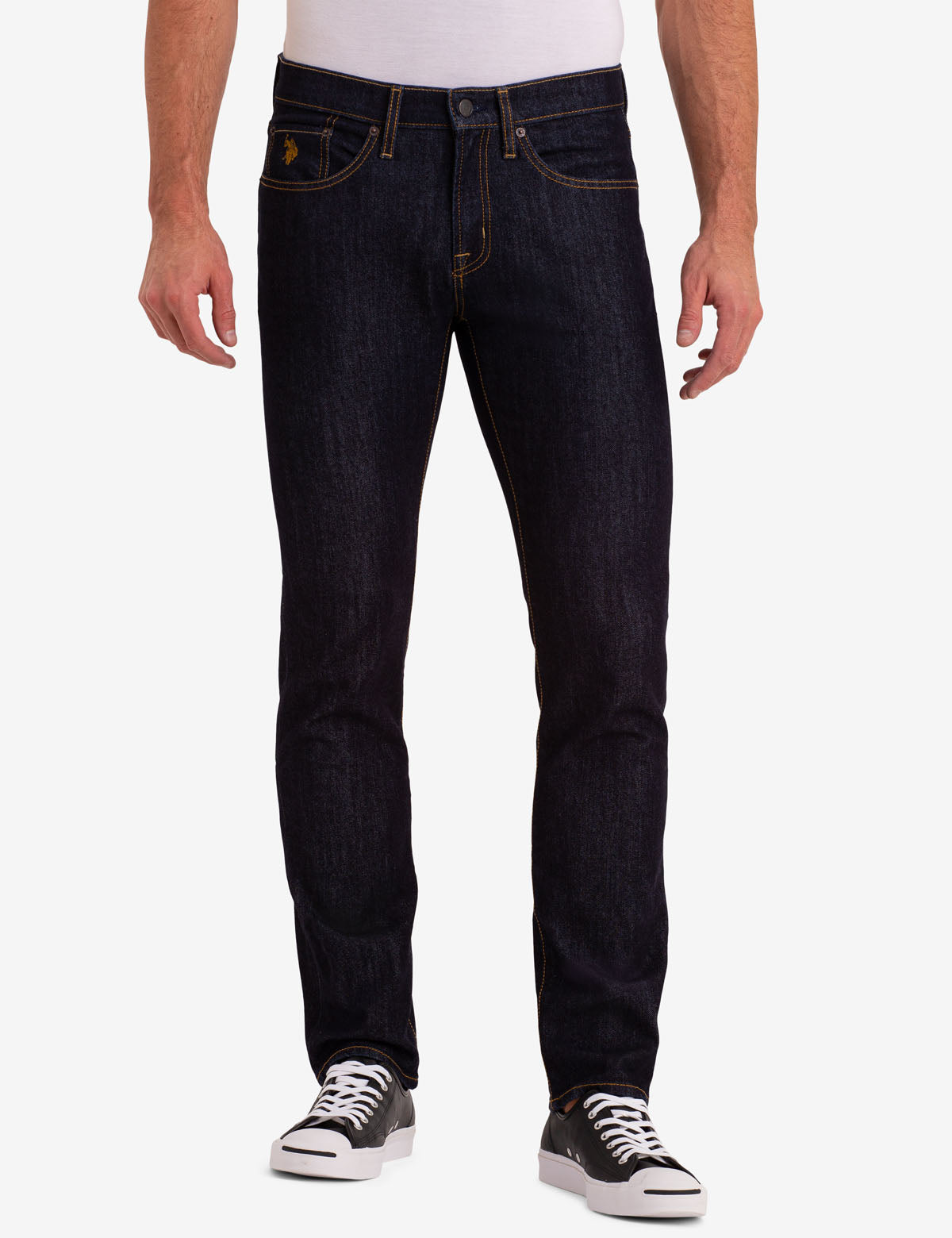 U.S. Polo Assn. - Mens Slim Fit Jeans