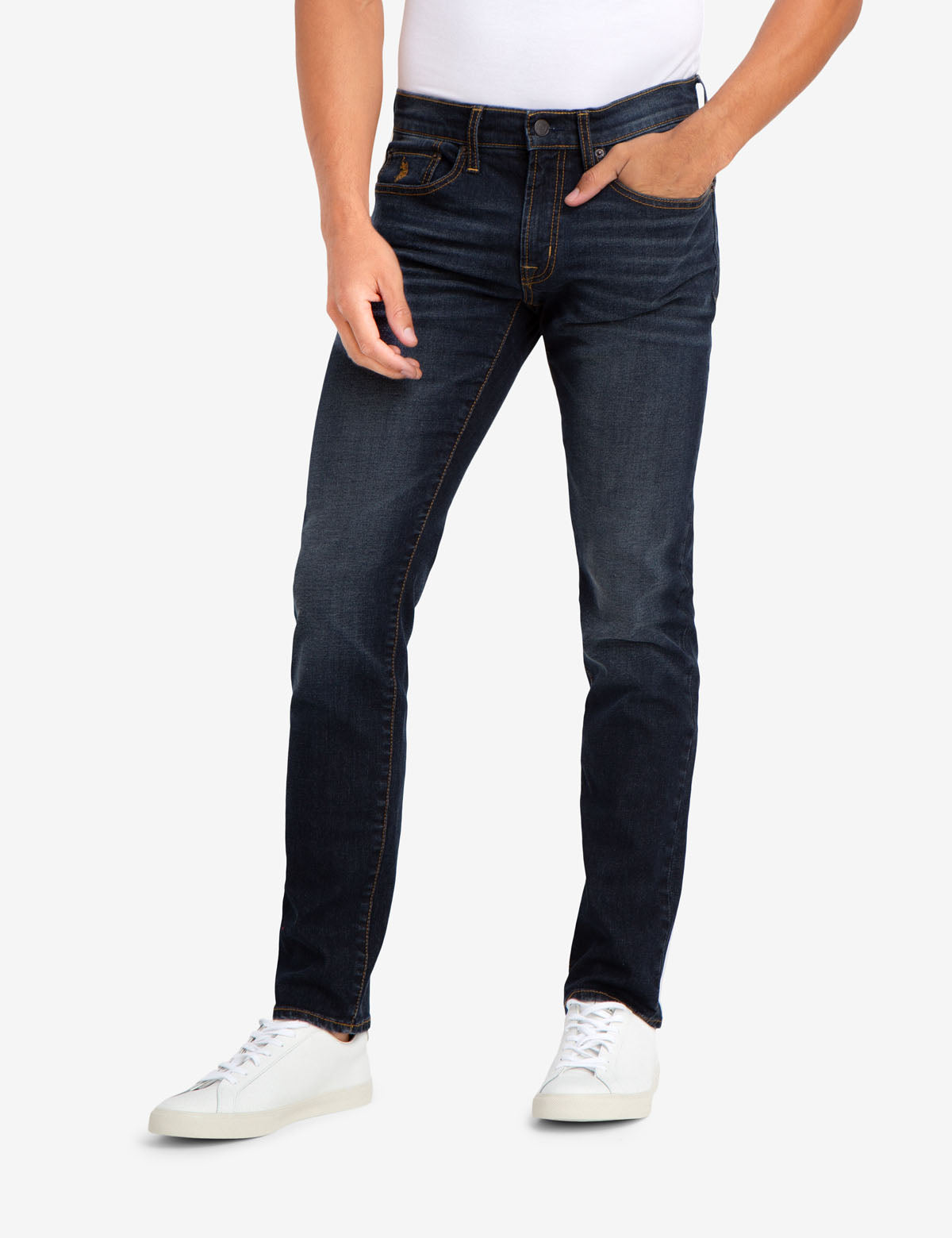 SLIM STRETCH JEANS - U.S. Polo Assn.