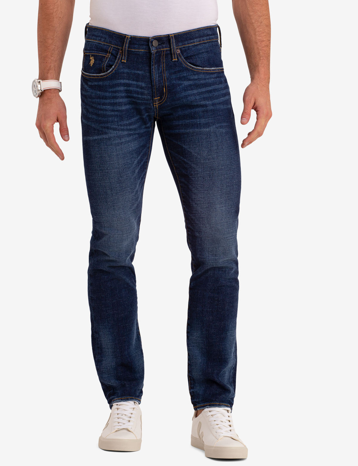 SLIM FIT JEANS - U.S. Polo Assn.