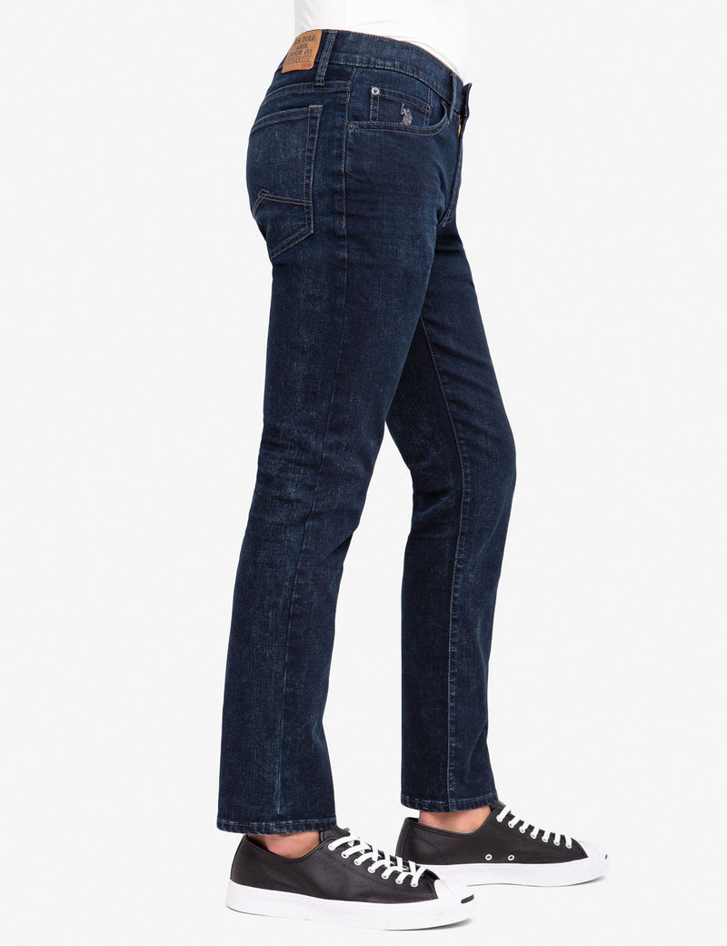 SLIM STRETCH 5 POCKET JEANS - U.S. Polo Assn.
