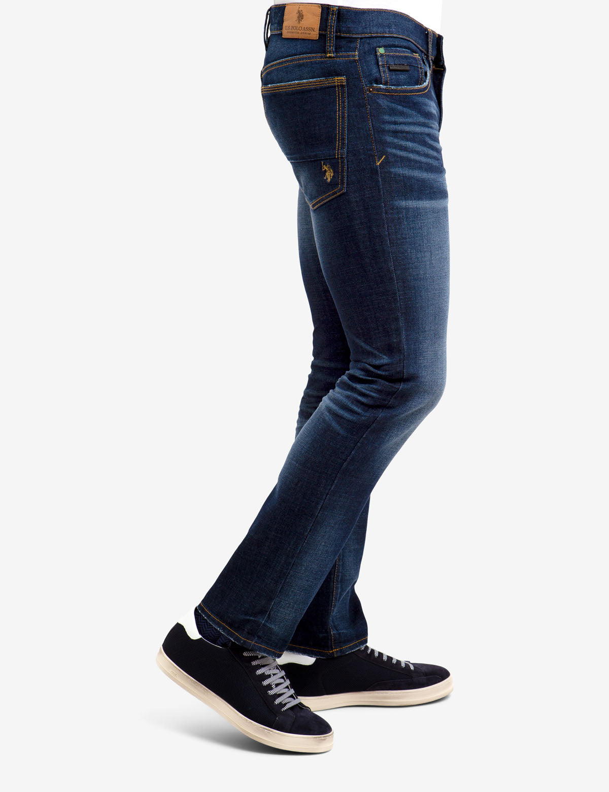 REPREVE® SLIM FIT JEANS - U.S. Polo Assn.
