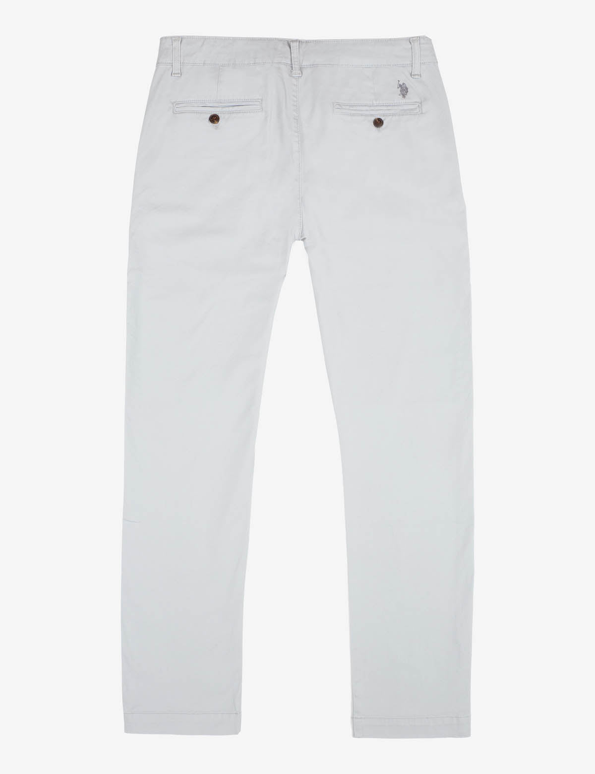 STRETCH TWILL CHINO PANTS - U.S. Polo Assn.