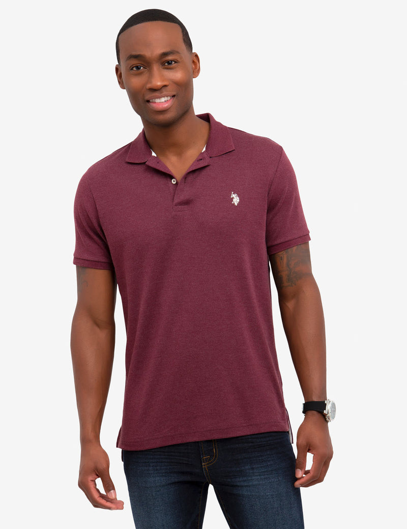 INTERLOCK POLO SHIRT