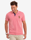 MULTI COLOR BIG LOGO POLO SHIRT - U.S. Polo Assn.