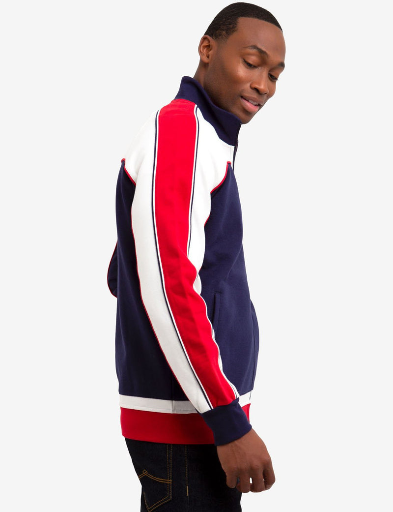 USA TRACK JACKET SWEATSHIRT