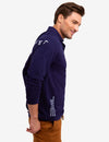 SOLID PIQUE LONG SLEEVE POLO SHIRT - U.S. Polo Assn.