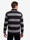 STRIPED LONG SLEEVE POLO SHIRT - U.S. Polo Assn.