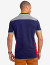 COLORBLOCK PATCH POLO SHIRT - U.S. Polo Assn.