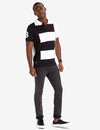 SIDE COLORBLOCK VERTICAL POLO SHIRT - U.S. Polo Assn.