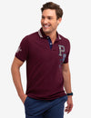 USPA LOGO PATCH POLO SHIRT - U.S. Polo Assn.