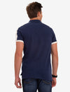 COLORBLOCK POLO SHIRT WITH SIDE TAPING - U.S. Polo Assn.