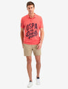 USPA GRAPHIC PRINT POLO SHIRT - U.S. Polo Assn.