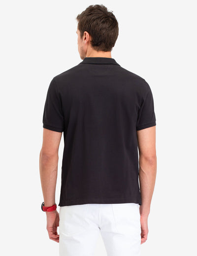 USPA DIAGINAL COLORBLOCK POLO SHIRT - U.S. Polo Assn.