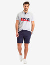USPA USA CHEST LOGO POLO SHIRT - U.S. Polo Assn.