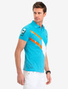 IP3 DIAGINAL STRIPE POLO SHIRT - U.S. Polo Assn.