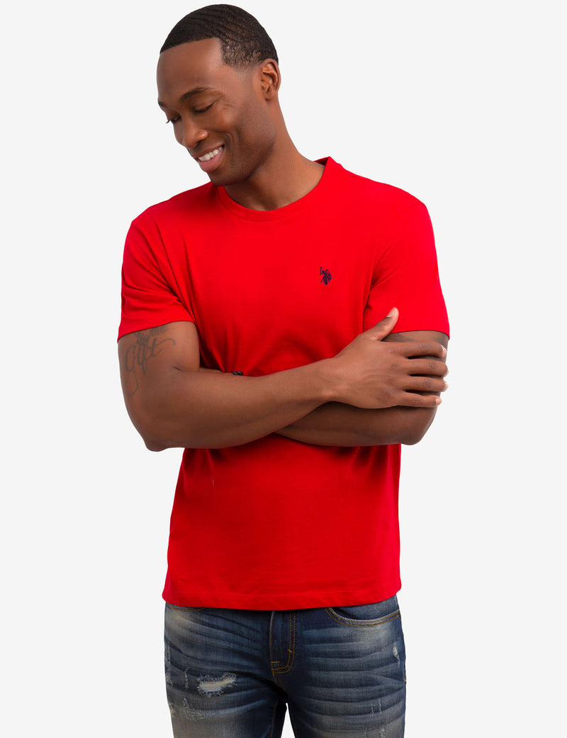 CREW NECK T-SHIRT - U.S. Polo Assn.
