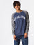 RAGLAN LOGO THERMAL SHIRT - U.S. Polo Assn.