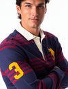 LONG SLEEVE RUGBY POLO SHIRT - U.S. Polo Assn.
