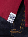 SOLID BUTTON DOWN JERSEY SHIRT - U.S. Polo Assn.