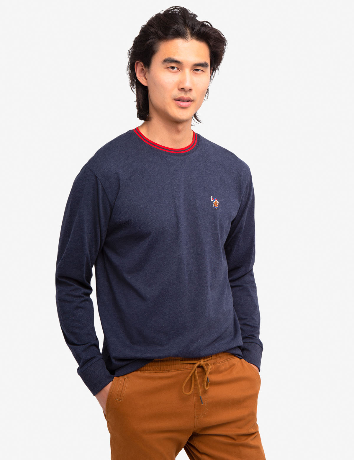 MULTI LONG SLEEVE T-SHIRT