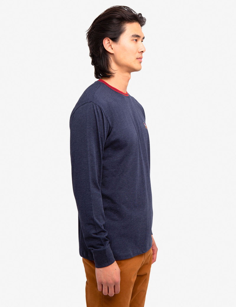 MULTI LONG SLEEVE TEE-SHIRT