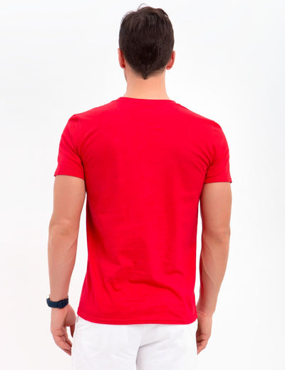 CREW NECK TEE - U.S. Polo Assn.