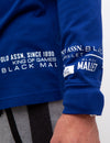BLACK MALLET BRAND DETAIL LONG SLEEVE SHIRT - U.S. Polo Assn.