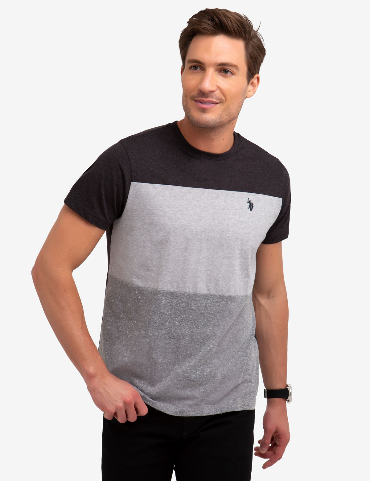COLORBLOCK TEE-SHIRT