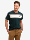 MULTI-COLOR STRIPE T-SHIRT - U.S. Polo Assn.