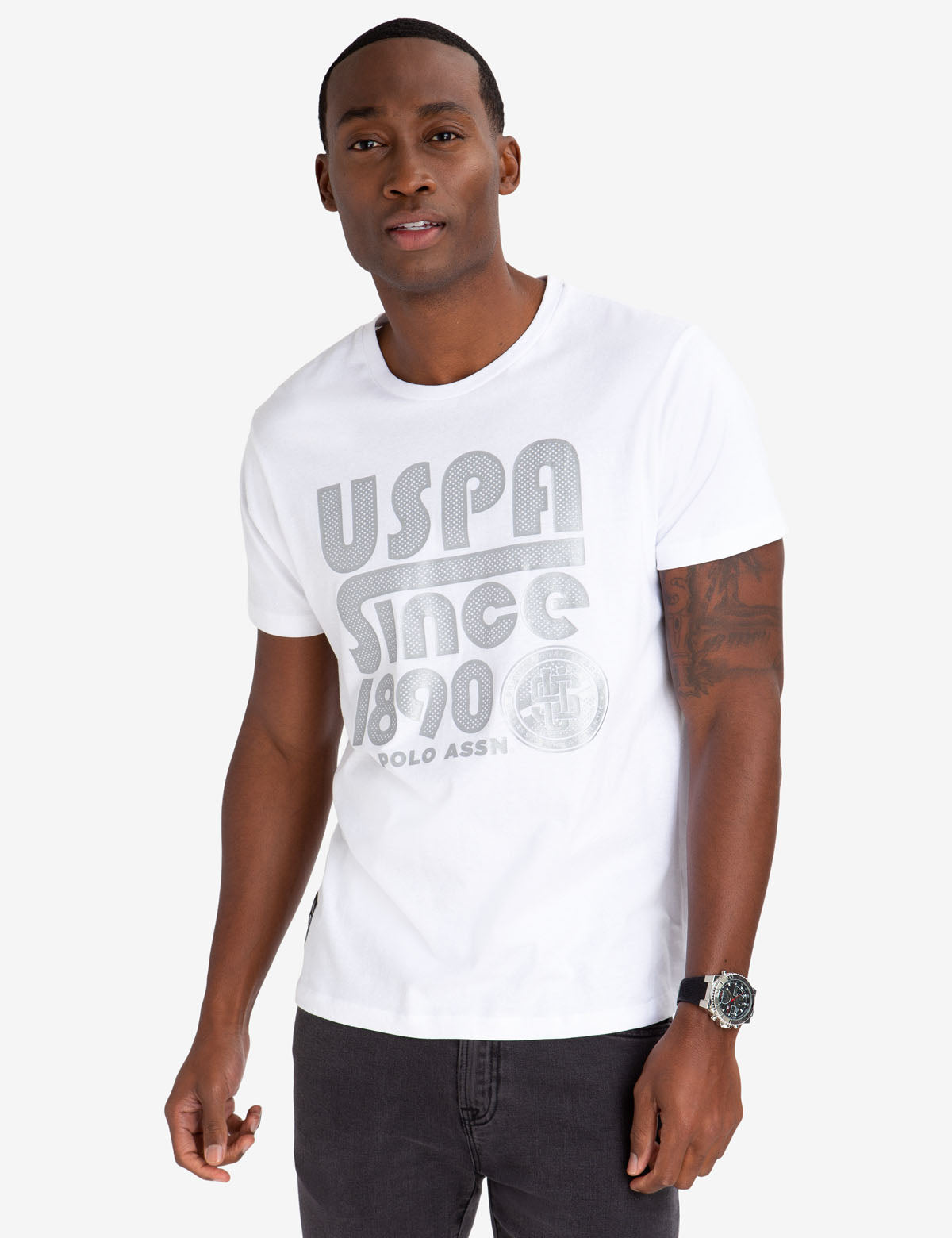 USPA 1890 GRAPHIC TEE