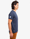 BLACK MALLET EMBOSSED DETAIL TEE-SHIRT - U.S. Polo Assn.