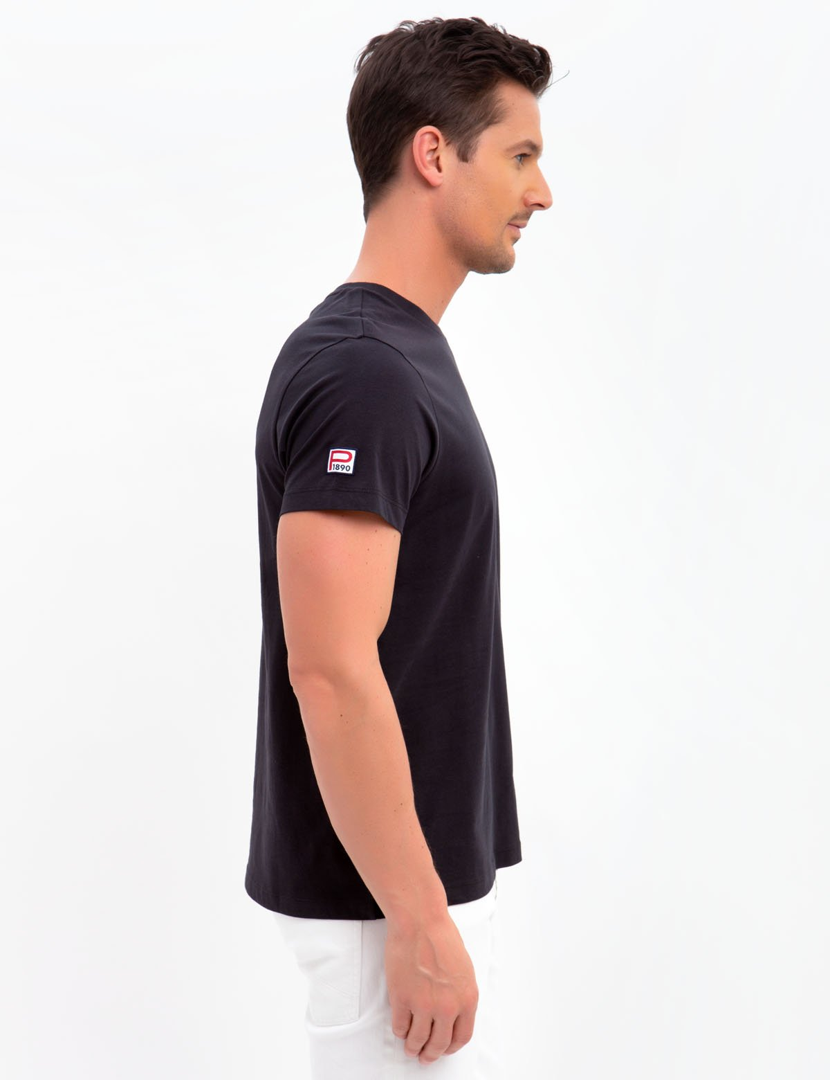 U.S. POLO ASSN. CREW NECK TEE - U.S. Polo Assn.