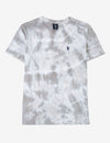 TIE DYE CREW NECK T-SHIRT - U.S. Polo Assn.