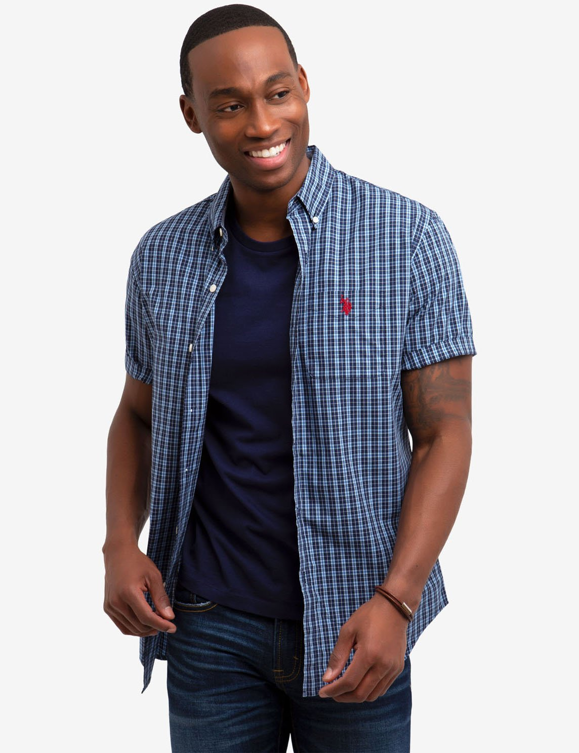 POPLIN SHIRT - U.S. Polo Assn.