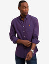 DOBBY DOT SHIRT - U.S. Polo Assn.