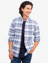 LARGE PLAID OXFORD SHIRT - U.S. Polo Assn.
