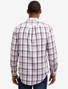 PLAID TWILL SHIRT - U.S. Polo Assn.