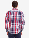 NO-TUCK PLAID POPLIN SHIRT - U.S. Polo Assn.