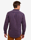 PLAID SHIRT WITH CHAMBRAY INTERIOR - U.S. Polo Assn.