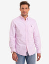 LONG SLEEVE STRIPED OXFORD SHIRT - U.S. Polo Assn.