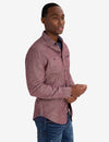 SLIM FIT CANVAS SHIRT - U.S. Polo Assn.