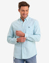LONG SLEEVE STRETCH OXFORD SHIRT - U.S. Polo Assn.
