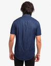 SLIM FIT DENIM SHIRT - U.S. Polo Assn.