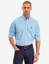 LONG SLEEVE GINGHAM PLAID SHIRT - U.S. Polo Assn.