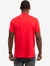 SLIM FIT INTERLOCK POLO SHIRT - U.S. Polo Assn.